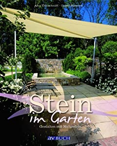 stein im garten gestalten mit naturstein. Black Bedroom Furniture Sets. Home Design Ideas