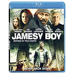 Jamesy Boy [Blu-ray]