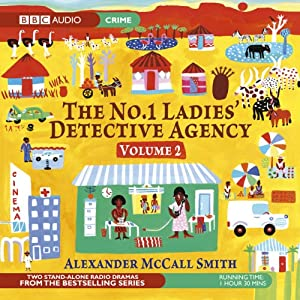 The No. 1 Ladies' Detective Agency 2: The Maid & Tears of the Giraffe (Dramatised) Radio/TV Program