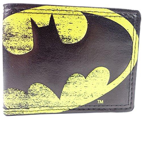 DC Comics Batman Simbolo della luce Multicolore portafoglio