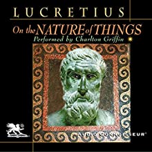 On the Nature of Things Audiobook by  Lucretius Narrated by Charlton Griffin