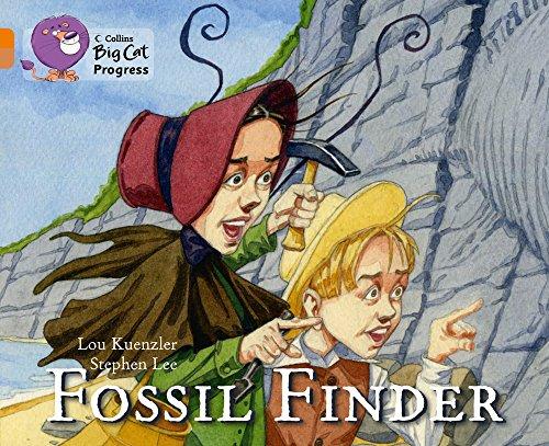 Collins Big Cat Progress - Fossil Finder: Band 06 Orange/Band 12 Copper