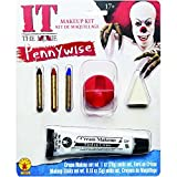 Rubie's Costume Men's It Pennywise Adult Make-Up Kit
