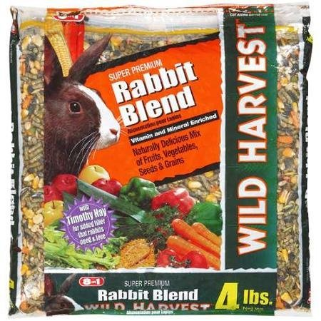 8In1-Wild-Harvest-Super-Premium-Rabbit-Blend-Pet-Food-4-Lb-Pack-of-2-8-lbs-Total