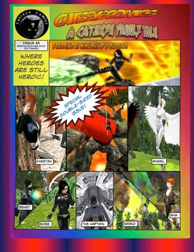 Catseye Comics #2: A Catseye Family Tale (Volume 2)
