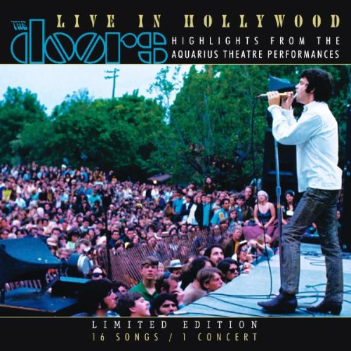 Live in Hollywood Highlights From The Aquarius Theatre Performances artwork
