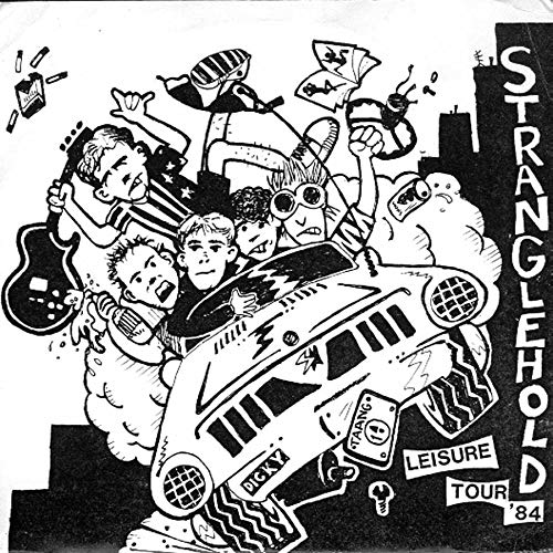 Vinilo : STRANGLEHOLD - Leisure Tour '84