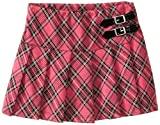 Beautees Little Girls Skirt Scooter with Clips