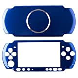 Gametown® New Repair Front Faceplate Shell Case Cover Replacement For Sony PSP 3000 3001 3003-Dark Blue