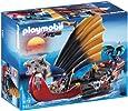 Playmobil - 5481 - Figurine - Vaisseau D'Attaque Du Dragon
