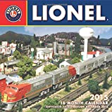 Lionel 2015: 16-Month Calendar September 2014 through December 2015
