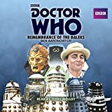 Doctor Who: Remembrance of the Daleks: A 7th Doctor novelisation (Dr Who)