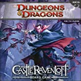 Dungeons & Dragons: Castle RavenLoft Board Game [With 20-Sided Die and 200 Encounter, Monster, and Treasure Cards and Tiles, Markers, Tokens and Ruby Wizards of the Coast