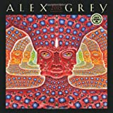 Alex Grey 2015 Wall Calendar