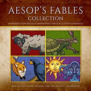 Aesop's Fables Collection Hörbuch von  Aesop, Judith Cummings - contributor Gesprochen von: Eddie Albert, Gregory Hines, Cathy Moriarty, Rod Steiger, Michael York