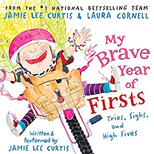 My Brave Year of Firsts Audiobook
