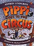 Pippi Goes to the Circus (0141302437) by Lindgren, Astrid