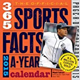 The Official 365 Sports Facts-A-Year 2015 Page-A-Day Calendar