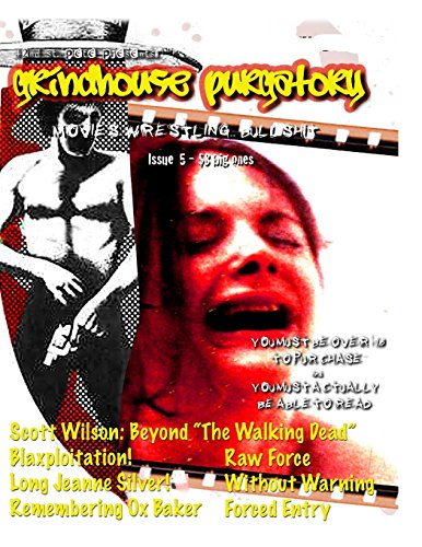Grindhouse Purgatory - Issue 5: 1
