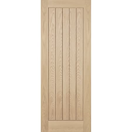 "Green Tree Doors Oak Mexicana Internal Door (762mm (30""))"