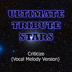 Adelitas Way - Criticize (Vocal Melody Version)
