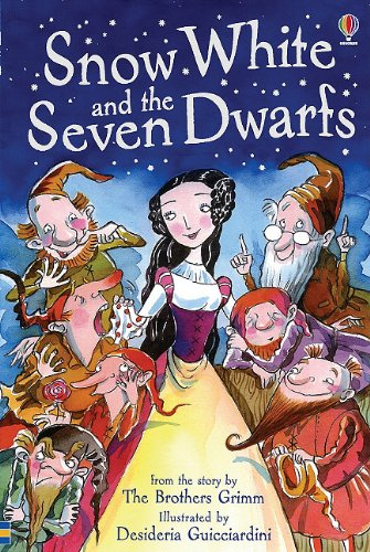 Snow White and the Seven Dwarfs (Young Reading 1 Gift Books)
