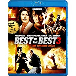 Best of the Best 3: No Turning Back [Blu-ray]
