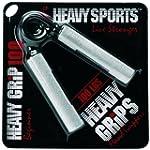 Heavy Grips Fingerhantel