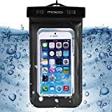 MoKo Universal Waterproof Case For IPhone 6, 5S, 4, 4S, 3G, 3GS, Samsung Galaxy S5 S4, S4 Active, S4 Mini, S3,...