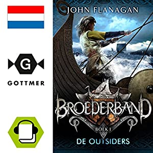 De outsiders (Broederband 1) Hörbuch