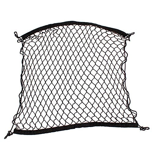 Moonet Car Trunk Cargo Net for Honda Toyota Vw BMW Audi Tiguan Golf GTI Holder Auto Elastic Storage (Car Trunk Net Honda Accord compare prices)
