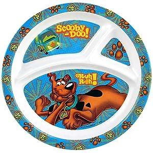 Assiette en mélamine - Scooby-Doo