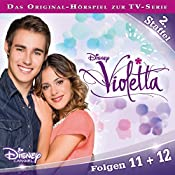 Violetta 11 & 12 (Violetta Staffel 2) | Katrin Wiegand