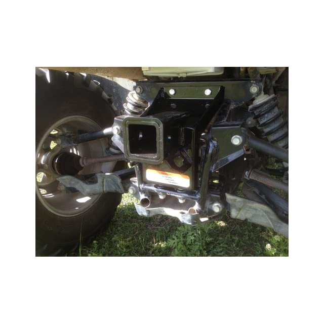 Honda Rancher 420 AT IRS 2 Receiver Hitch on PopScreen