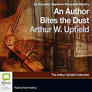 An Author Bites the Dust Audiobook