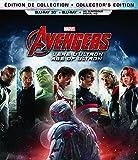 Avengers : L'ère d'Ultron [Blu-ray 3D + Blu-ray + copie numérique HD] (Bilingual)