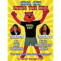 Funny product Cool Cat Saves the Kids