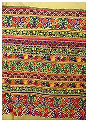 Inhika Women's Kurti Fabric (Inhika_199_Beige)