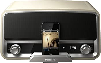 Philips Original Radio 30-Pin Charging Speaker Dock