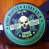 Zombie Killer Beard Balm Wax Tobacco Pine Tea 2 oz.