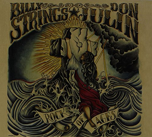 CD : BILLY STRINGS - Rock Of Ages