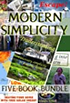 Modern Simplicity (Five Book Bundle):...