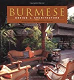 img - for Burmese Design & Architecture book / textbook / text book