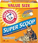 Arm & Hammer Super Scoop Clumping Lit...