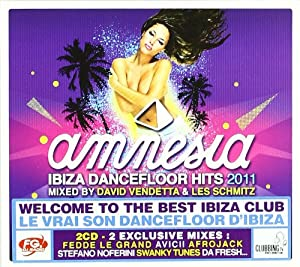 Amnesia: Ibiza Dancefloor Hits 2011