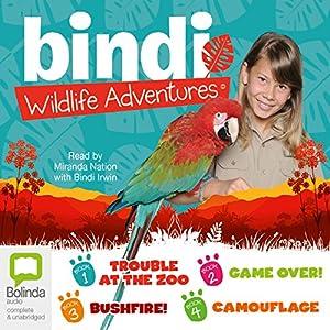 Bindi Irwin Wildlife Adventures Audiobook