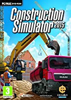 Construction Simulator 2015 (PC DVD/MAC)