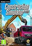Construction Simulator 2015 (PC DVD/MAC)