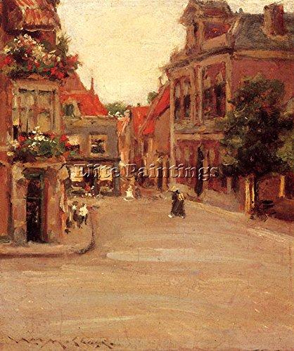 chase-william-merritt-red-roofs-haarlem-aka-street-holland-artiste-tableau-huile-120x100cm-haute-qua