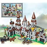 Tower Warfare Castle Fortress - Building Set by Brictek (16501)